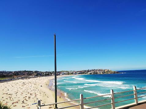 シドニーのビーチ